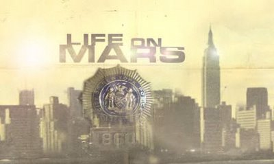 Life on Mars - Lost Opening